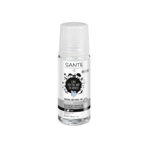SANTE CRYSTAL ROLL-ON DEODORANT - HERKÄLLE IHOLLE 50ml