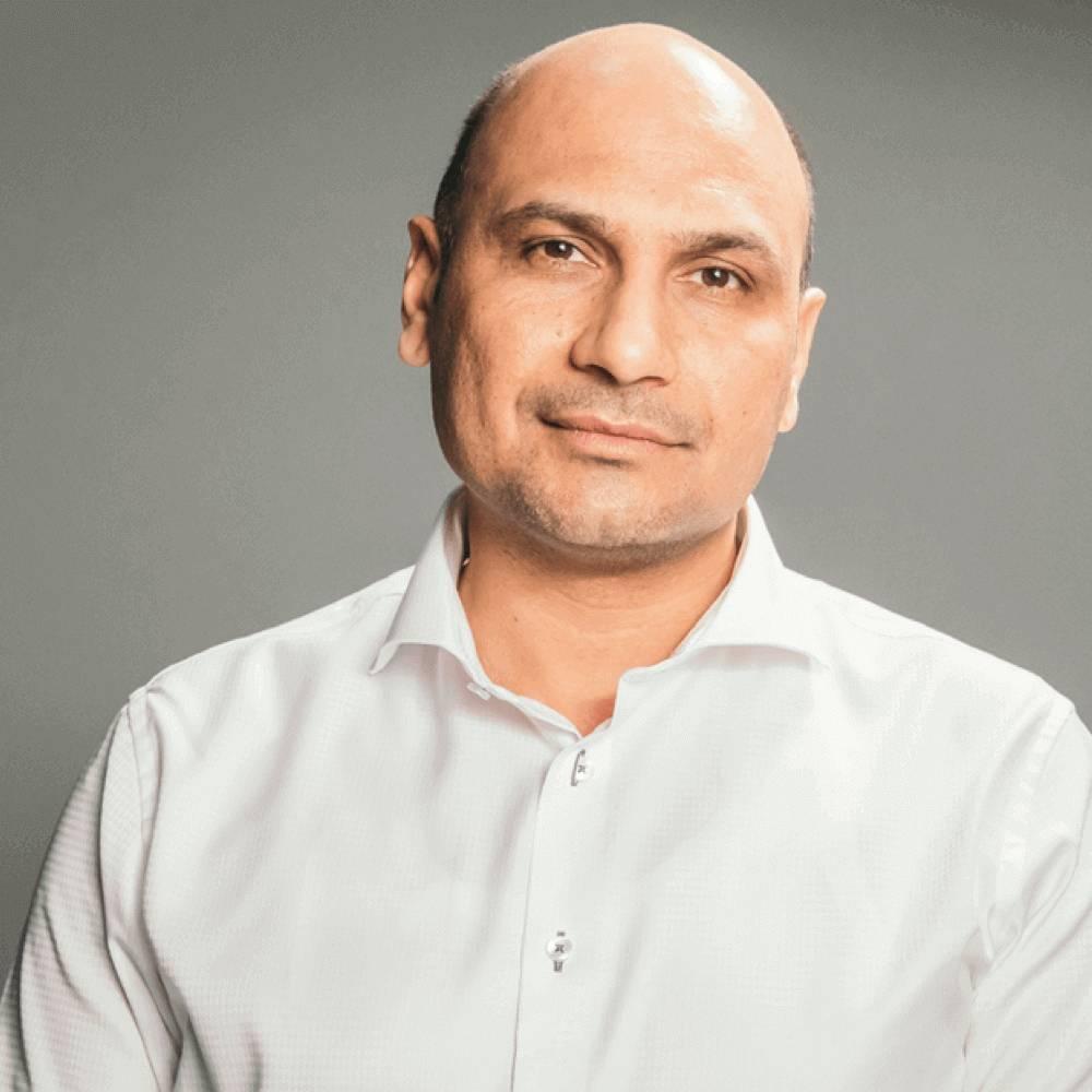 Pardaman Sharma - Ayurveda osion valmentaja