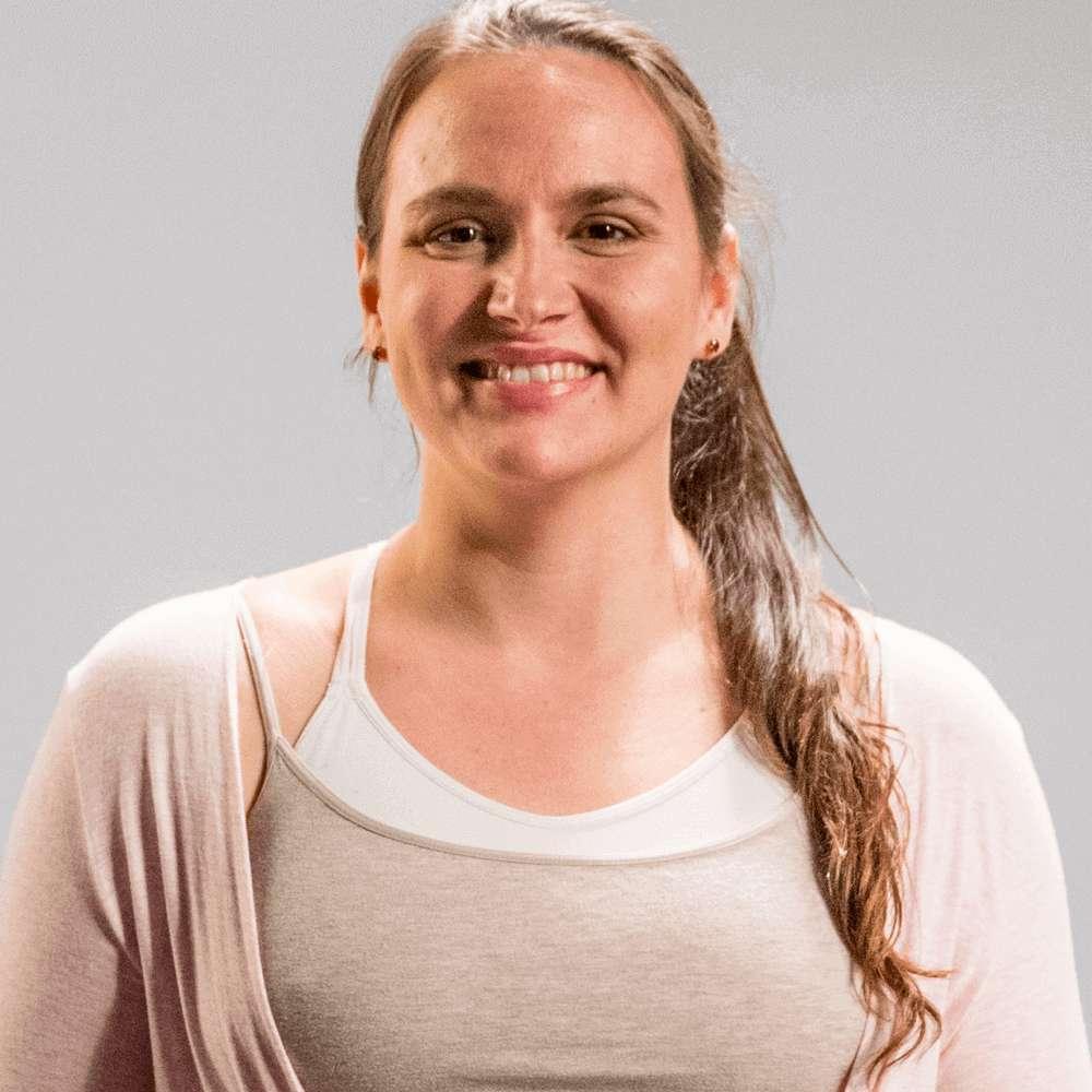 Mieli-osion valmentaja Anna-Maria