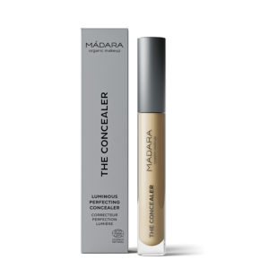 MÁDARA Luminous Perfecting Concealer -Nestemäinen Peitevoide Honey 35