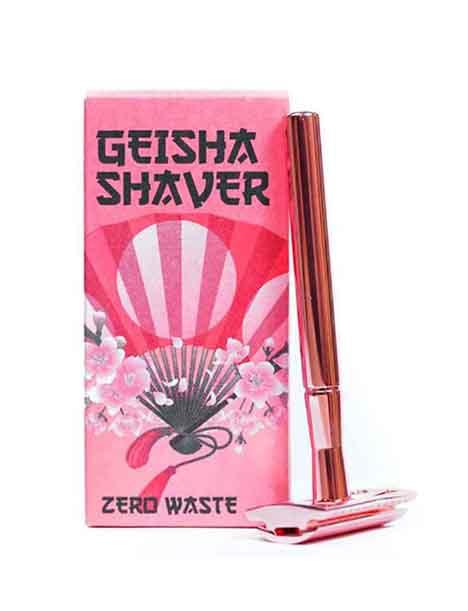 Geisha Sheiver