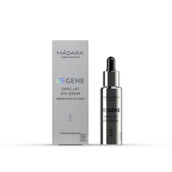 MÁDARA Re:gene Optic Lift Eye Serum - Kiinteyttävä silmänympärysseerumi