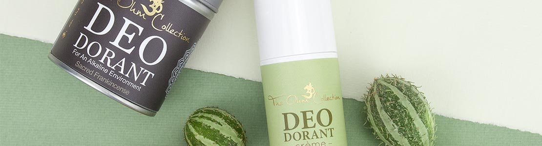 The Ohm Collection Deo