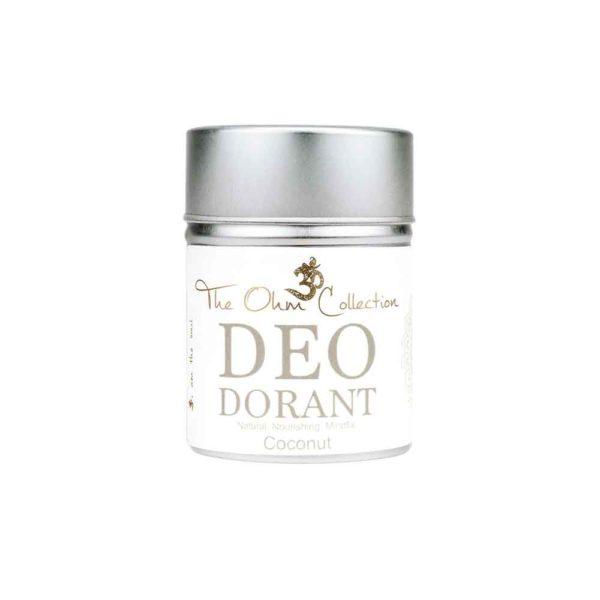 Deo Dorant Powder Coconut