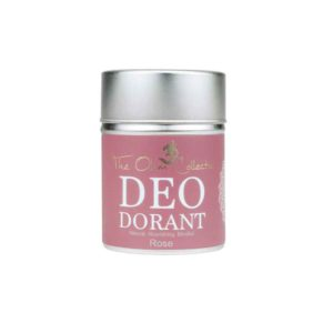 Deo Dorant Powder Rose