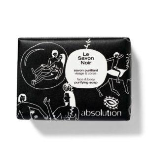 ABSOLUTION Le Savon Noir -Palasaippua 100g