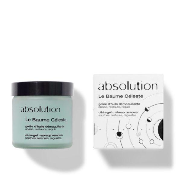 ABSOLUTION Le Baume Céleste oil-in-gel Makeup remover 50ml