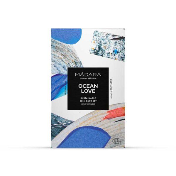 Madara OCEAN LOVE kestävän kehityksen ihonhoitosetti