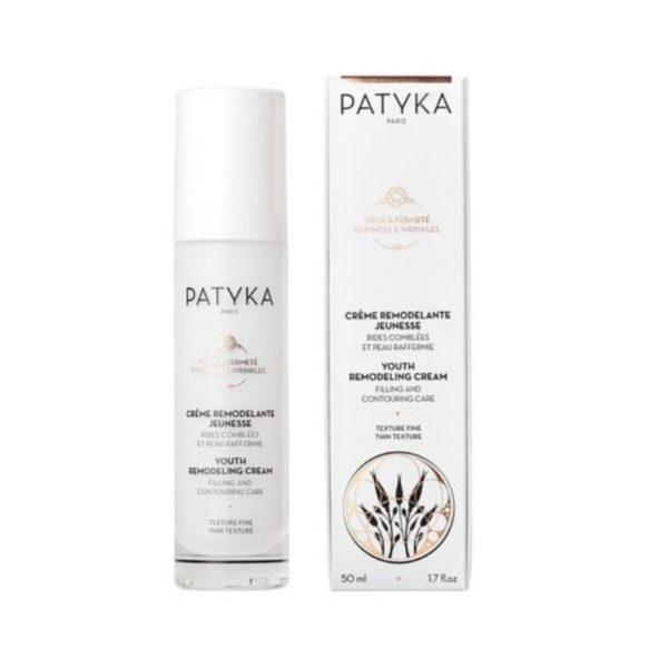 Patyka Youth Remodeling Cream Thin Texture -Kiinteyttävä Kevyt Kasvovoide 50ml