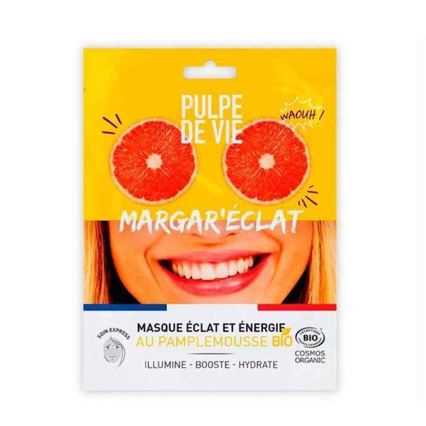 Pulpe De Vie Margar'eclat Heleyttävä kangasnaamio 20ml