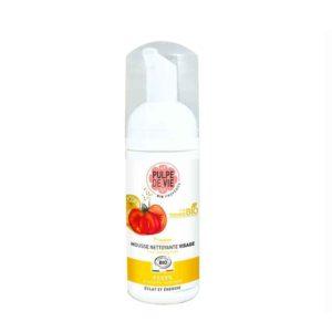 Pulpe De Vie Sweet Little Face Heleyttävä ja kosteuttava puhdistusvaahto 125ml