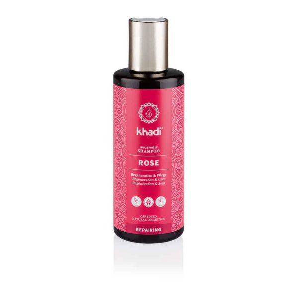 KHADI Rose Shampoo