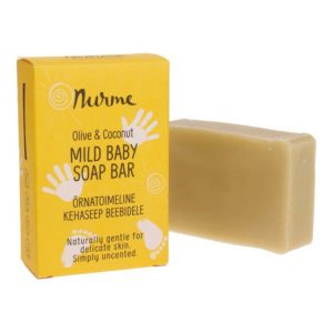 Nurme Baby Soap Bar 100g