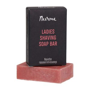 Nurme Ladies Shave Soap Bar