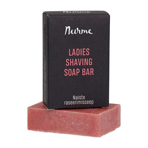 Nurme Ladies Shave Soap Bar