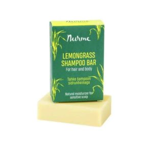 Nurme Lemongrass Shampoo Bar 100g