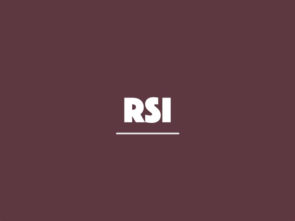 RSI - För teknisk analys av aktier