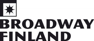 Broadway Finland logo