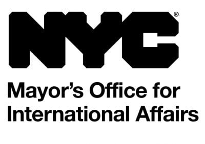 Logo for NYC Mayor' Office for International Affairs