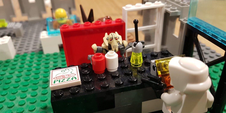 En AI-robotbartender var en av många kreativa idéer