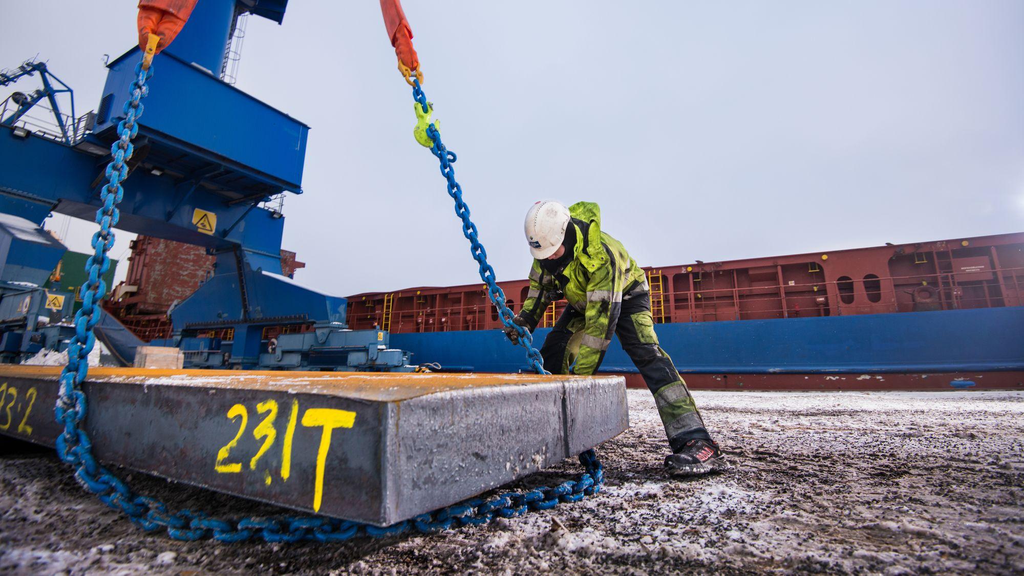 Smidigare kompetenshantering till en hamn i framkant