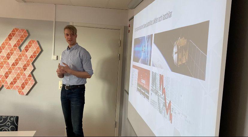 Erik Ytterberg tipsar hur du kan bli programmerare