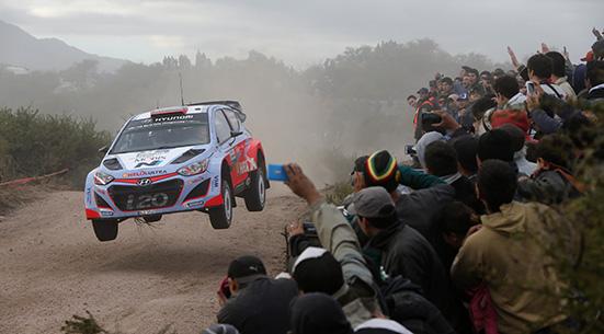 2015 Rally Argentina April 22-26 copyright: Hyundai Motorsport