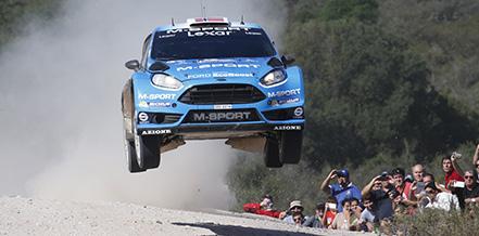 2016 FIA World Rally Championship / Round 04 / Rally Argentina // April 21-24, 2016 // Worldwide Copyright: M-Sport