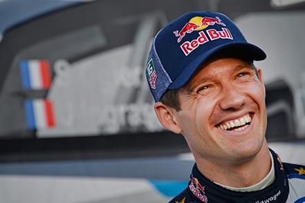 Sébastien Ogier (F) WRC Rally Argentina 2015