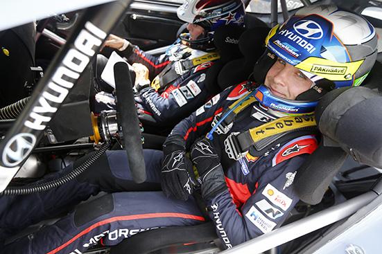 2015 World Rally Championship / Round 03 / Rally Mexico // Worldwide Copyright: Hyundai Motorsport