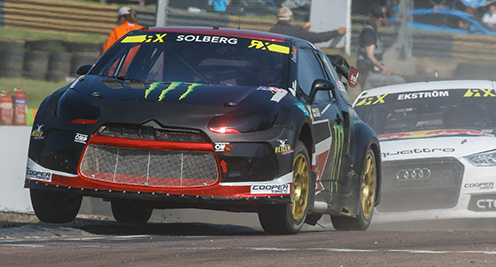 2016 FIA World Rallycross Championship / Round 04, Lydden Hill, GB / May 27 - 29 2016  // Worldwide Copyright: Colin McMaster/Monster/McKlein