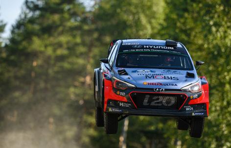2016 FIA World Rally Championship / Round 08, Rally Finland 2016 / July 28-31, 2016 // Worldwide Copyright: Hyundai Motorsport
