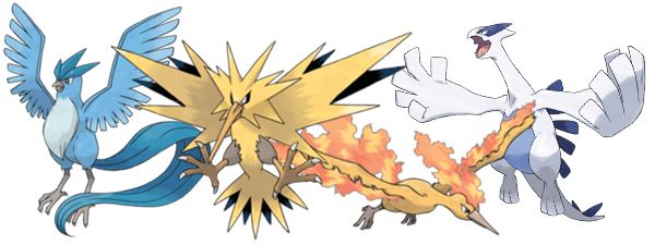 Pokemon-legendaries