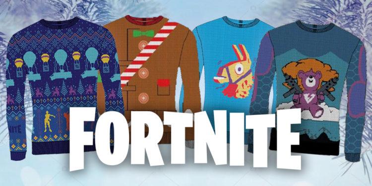 Jultröja Gamestop