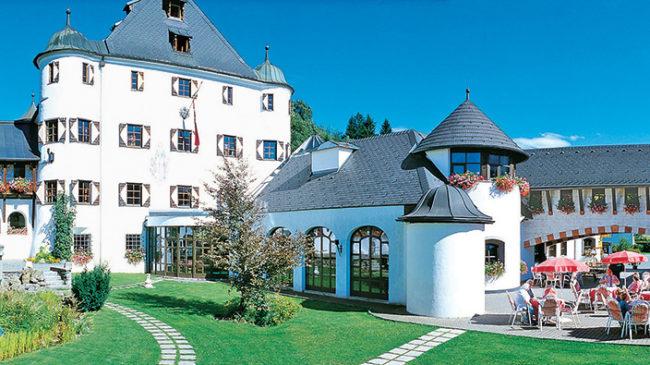 Family_Hotel Schloss_Rosenegg