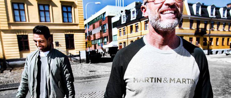 Bild - Martin & Martin flyttar till arenan