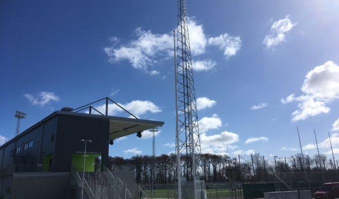 Bild - Så blir invigningen av Kristianstads fotbollsarena