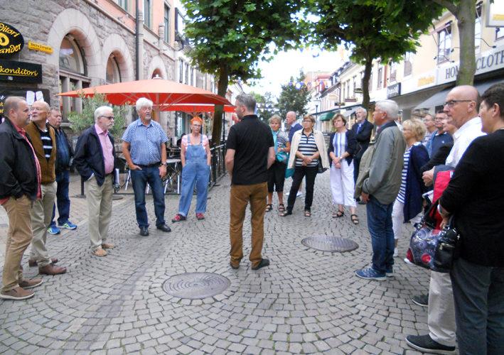 Bild - Historiska stadsvandringar genom Kristianstad i sommar