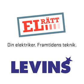 Välkommen till Levins – det kompletta elteknikföretaget!