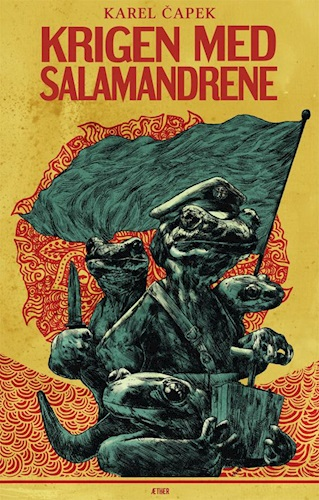 Krigen mod salamandrene