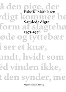 Samlede digte 1975-1978