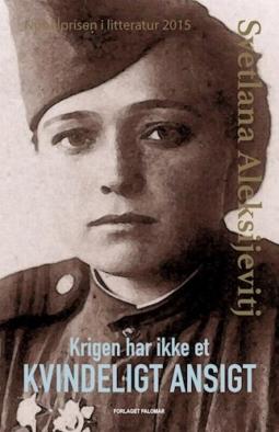 Krigen har ikke et kvindeligt ansigt
