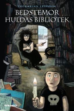 Bedstemor Huldas bibliotek