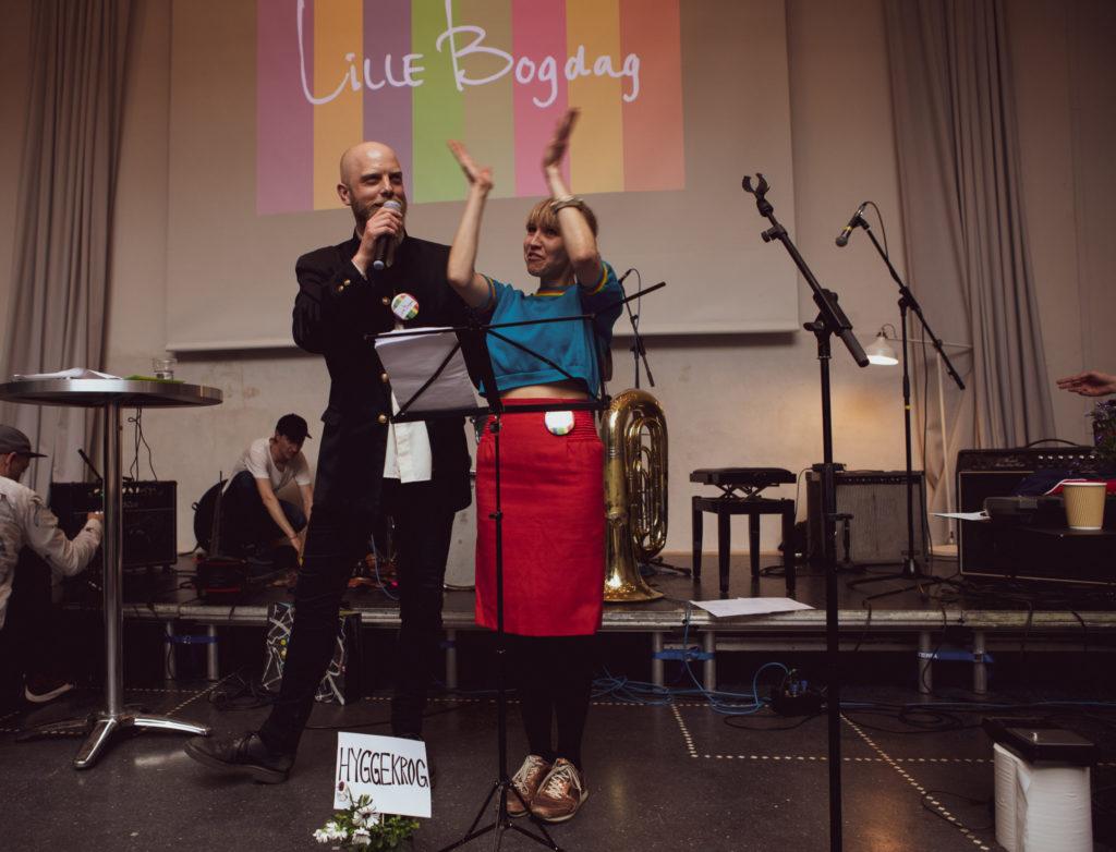 Lille Bogdag, Christel og Lars Emil