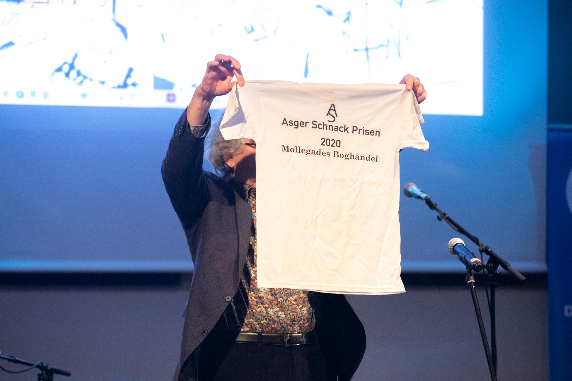 Asger Schnack prisen 2020