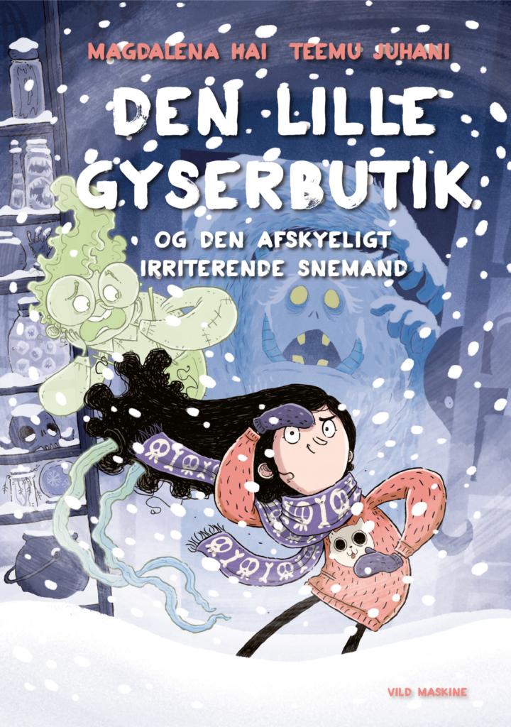 Den lille gyserbutik og den afskyeligt irriterende snemand
