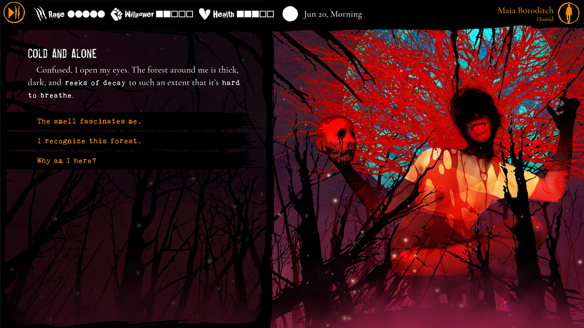 werewolf_the_apocalypse_heart_of_the_forest_screenshot_1