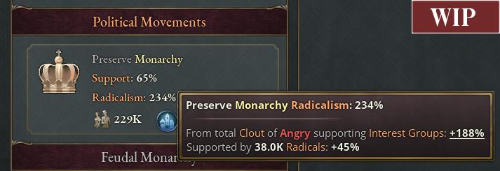 Preserve Monarchy