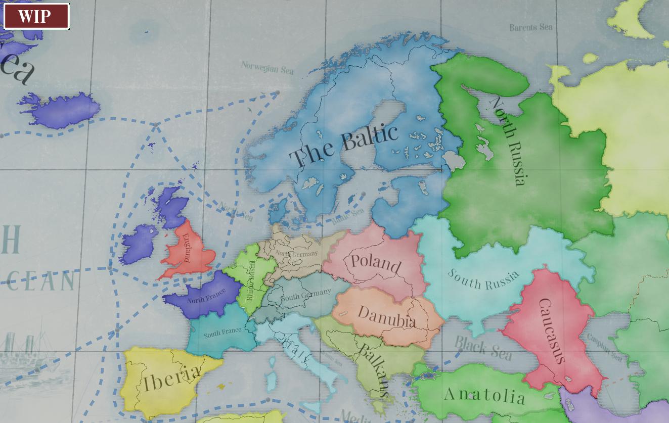 Strategic Regions