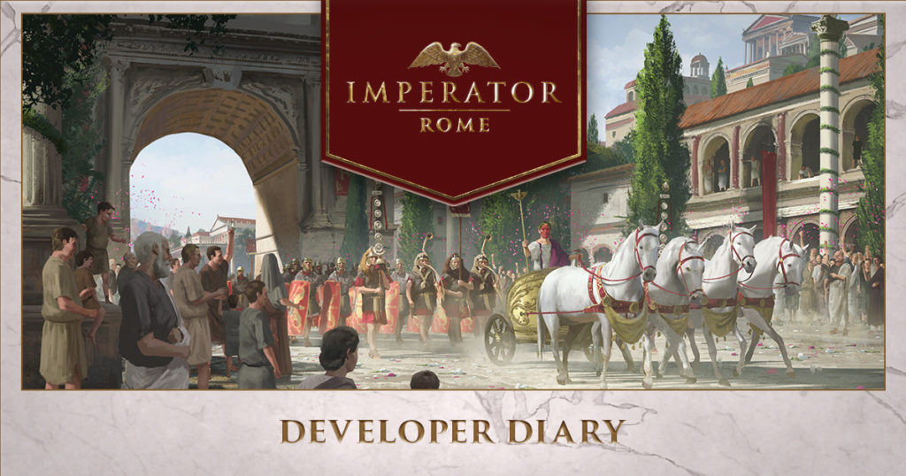 Dev Diary #101: A Most Auspicious Number